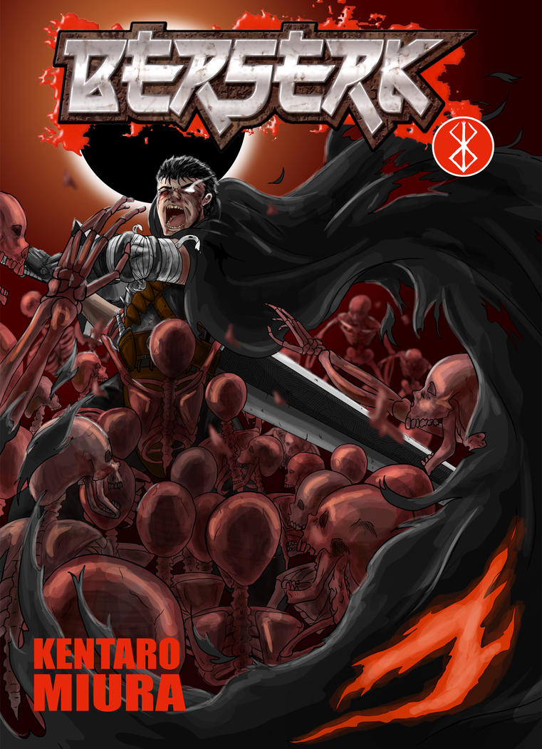 Berserk Custom Cover by ShadowHellfire