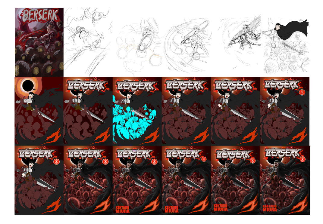Berserk Process by ShadowHellfire