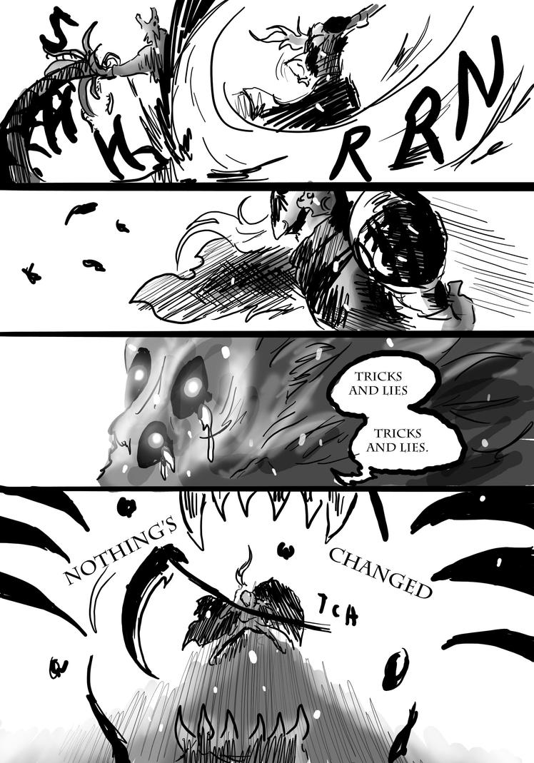 Blood and Blindness: pg21 by ShadowHellfire