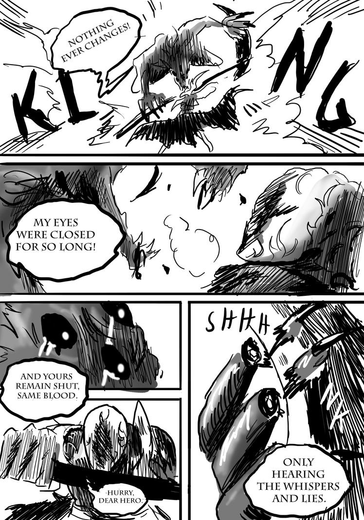 Blood and Blindness: pg22 by ShadowHellfire