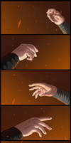 Star Wars The Last Jedi: What are hands for? 2 by ShadowHellfire