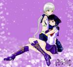 Saturn and Healer by ArtEmiSSa-aka-Haura