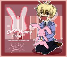 Chibi Hunny chan by TohruHondaSan