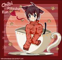 Chibi Ritsuka kun by TohruHondaSan