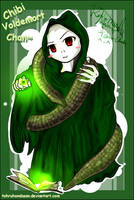 Chibi Voldemort Chan by TohruHondaSan