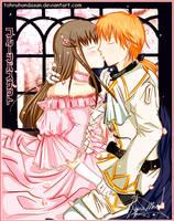Kyo and Tohru Sorta Cinderella by TohruHondaSan