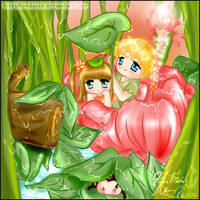 Thumbelina by TohruHondaSan