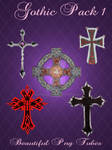 Gothic Pack 2 Png