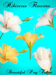 Hibiscus Flowers PNG pack