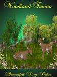 Woodland Fawns Samples by kayshalady