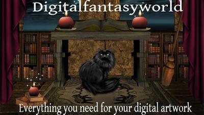 Digitalfantasyworld For Google my store by kayshalady