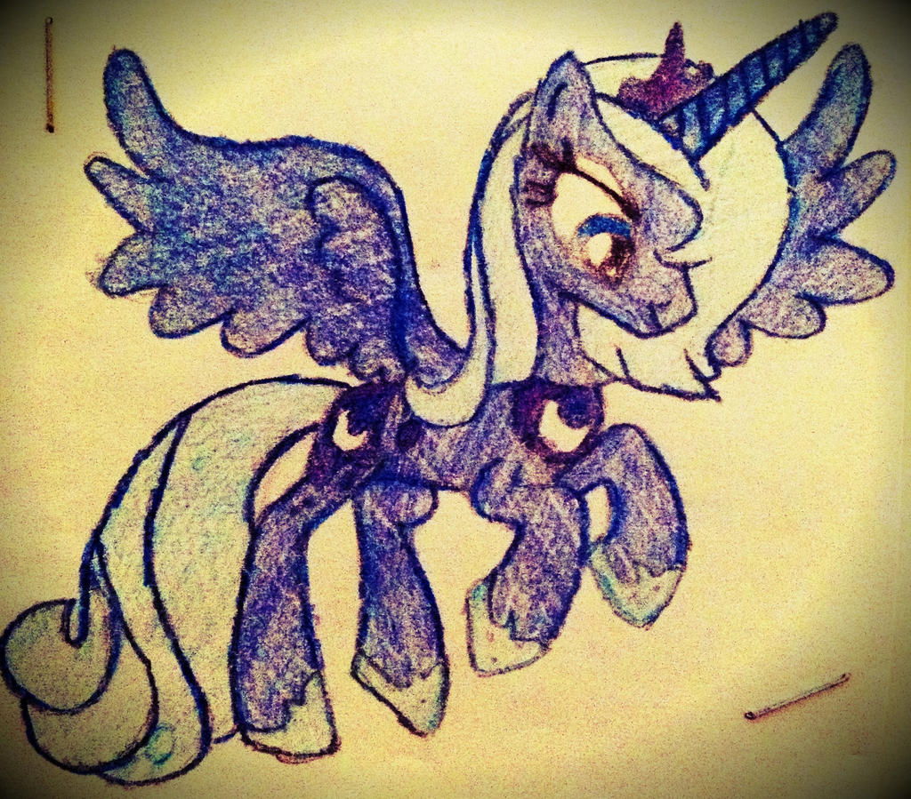 Princess Luna by Ennui-26