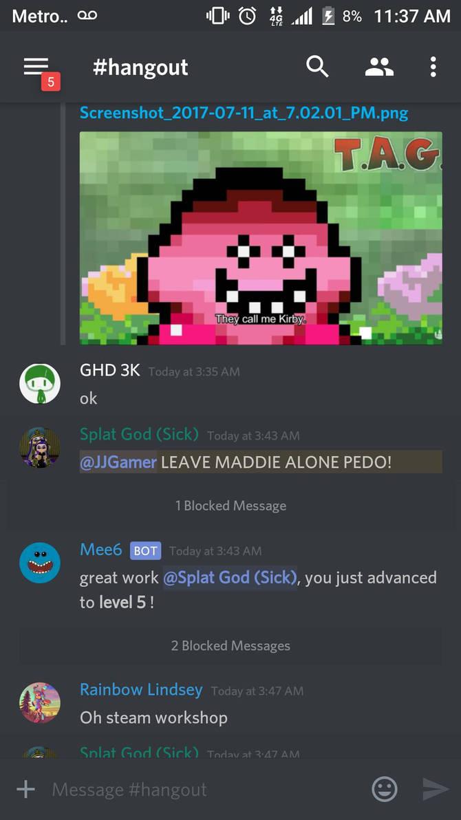Mee6 Levels