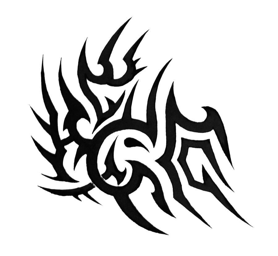 Tribal chest tattoo6 by sorentalon on deviantart for Tribal tattoo shops near me