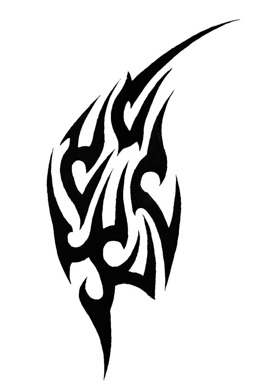 Tribal Design by SorenTalon on DeviantArt