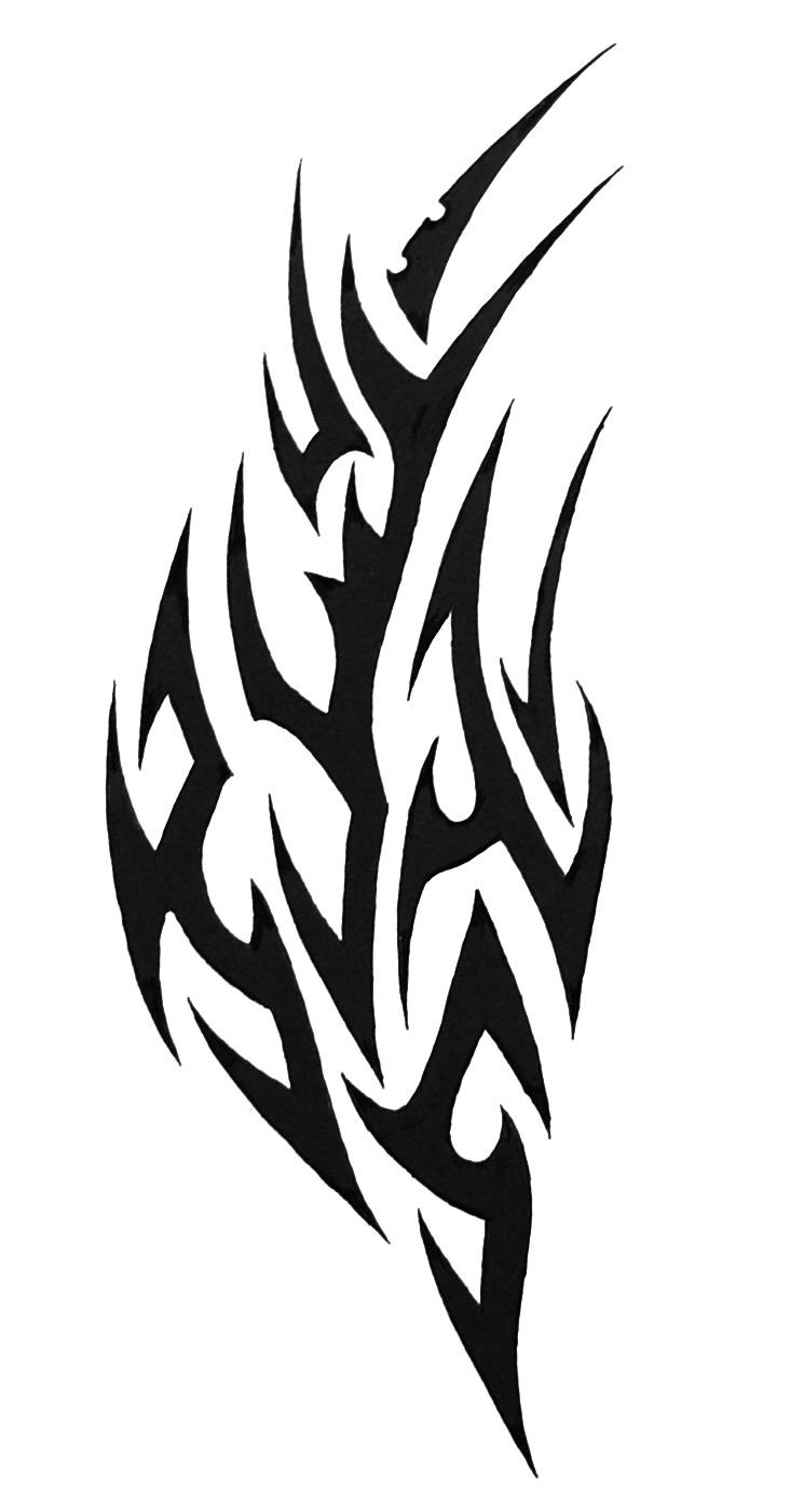 Tribal Tattoo 20 by SorenTalon on DeviantArt