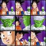 Dragon Ball Super Scene