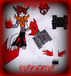 ANGER OVERDRIVE