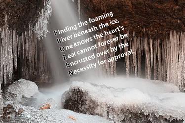 Frozen by blindwillow