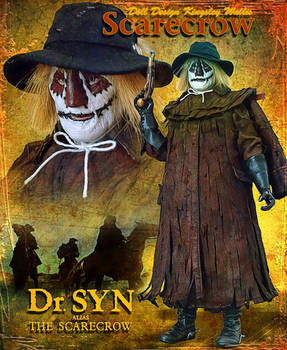 Dr. Syn alias the Scarecrow