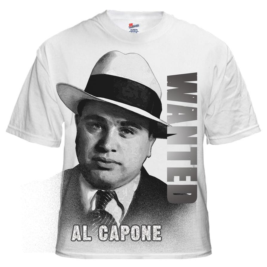 al capone t shirt design by kingsley wallis on al capone t shirt design by kingsley wallis