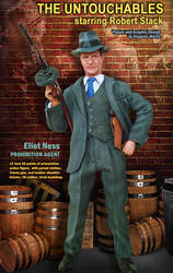 Eliot Ness UNTOUCHABLES doll