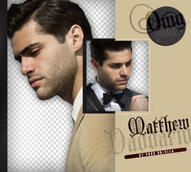 PACK PNG 289 // MATTHEW DADDARIO