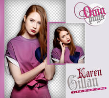 PACK PNG 298 // Karen Gillan