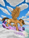Secret of Flying cover art by amalgamzaku