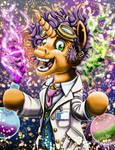 Doctor Arcane Catalyst