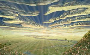 Landscape Large Painting [commission]