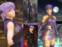 Ayane Reborn by kzinrret