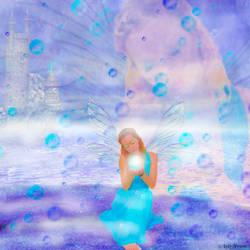 Bubble Fairy by kzinrret