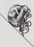 Foetus by Elleir