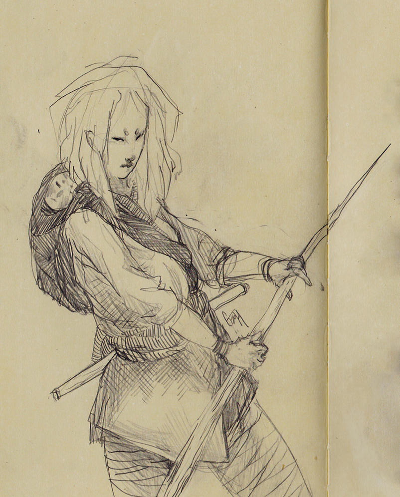 Nergui Baton by Elleir