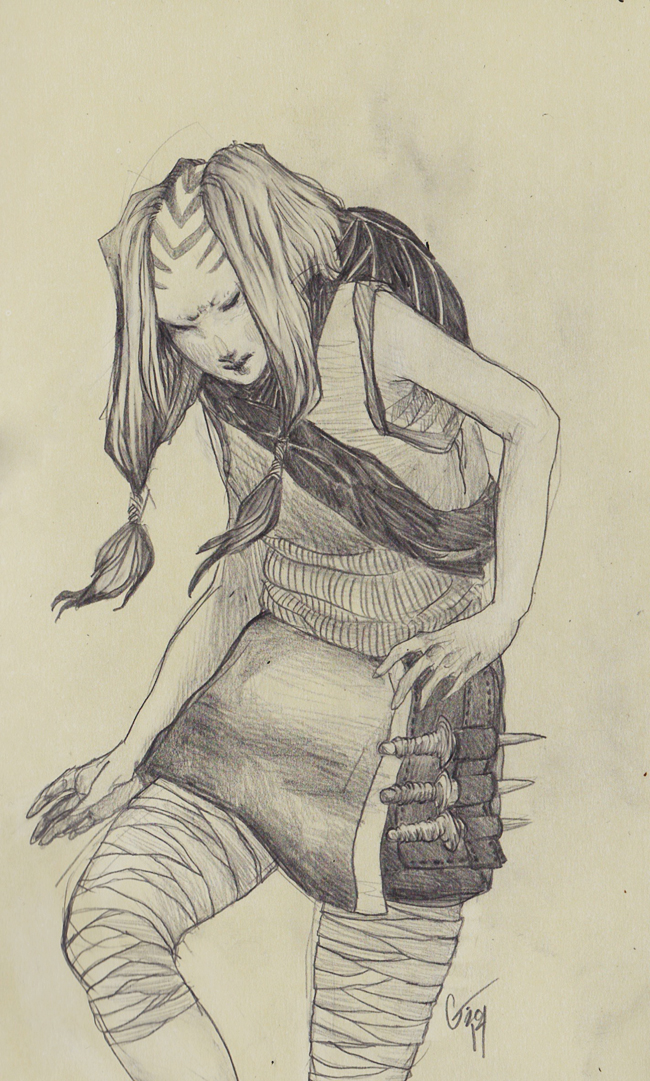 Nergui Dagger by Elleir