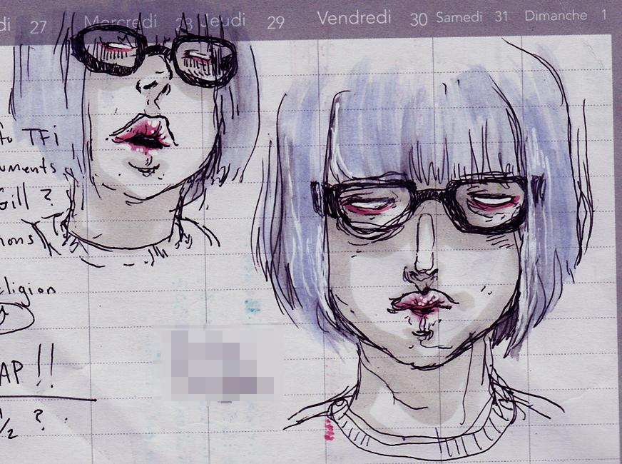 sketch dump 000 by Elleir
