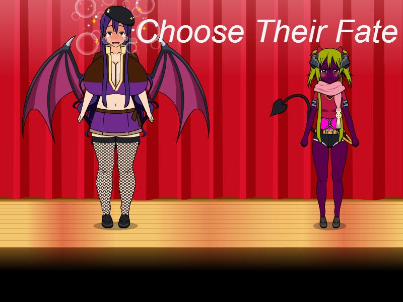 Choose Their Fate 2 by xenovia on DeviantArt