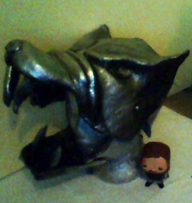 Hound Helm update by ladyspuds