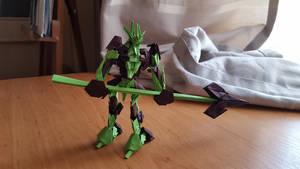 Origami Halbardier [A]