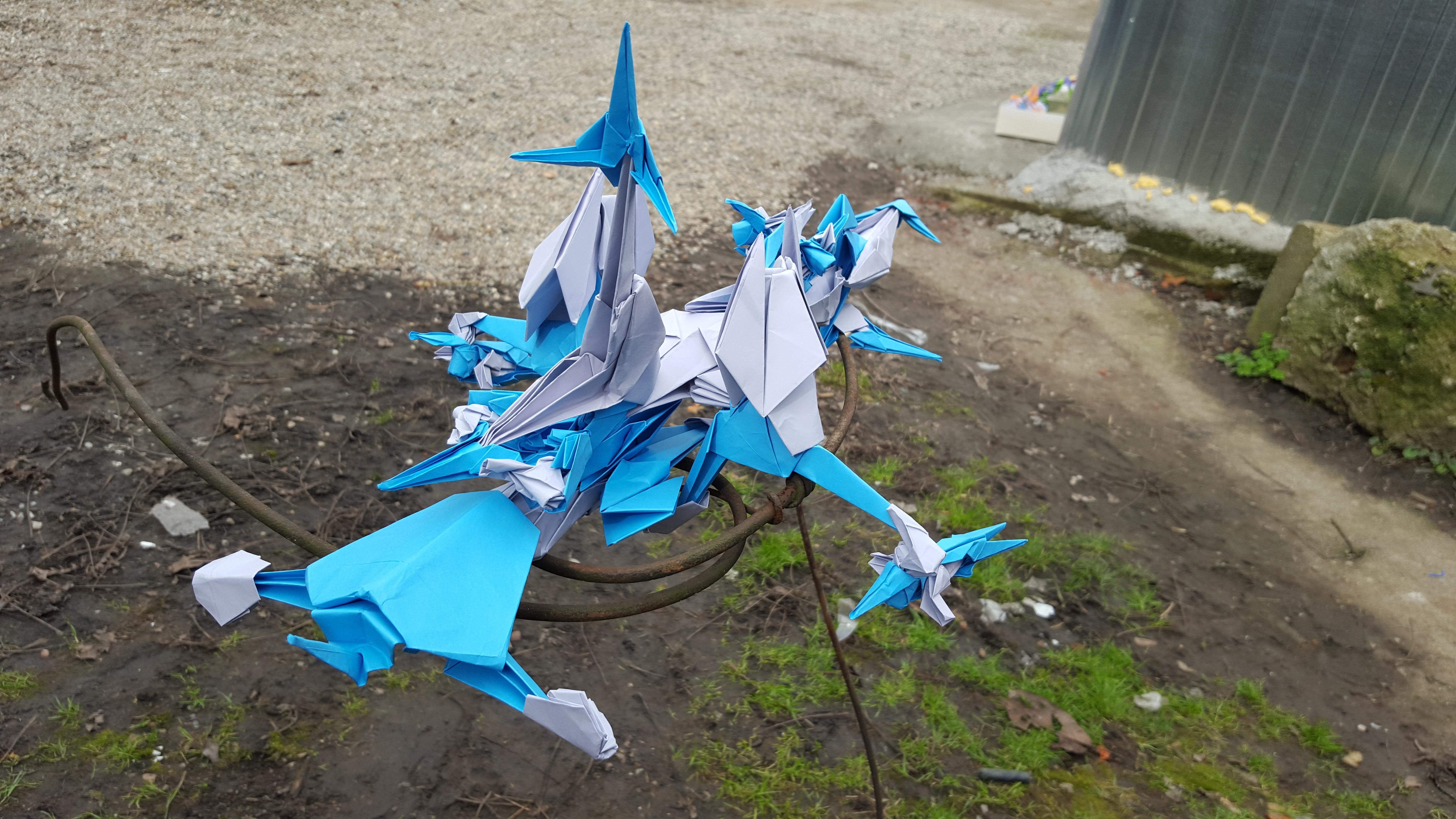 origami paper shark class battleship b by boyartactics on origami paper shark class battleship b by boyartactics