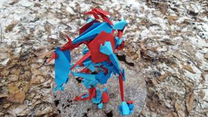 Origami World Engine B