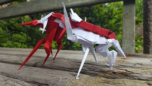 Origami Hive Ripper A by BoyarTactics