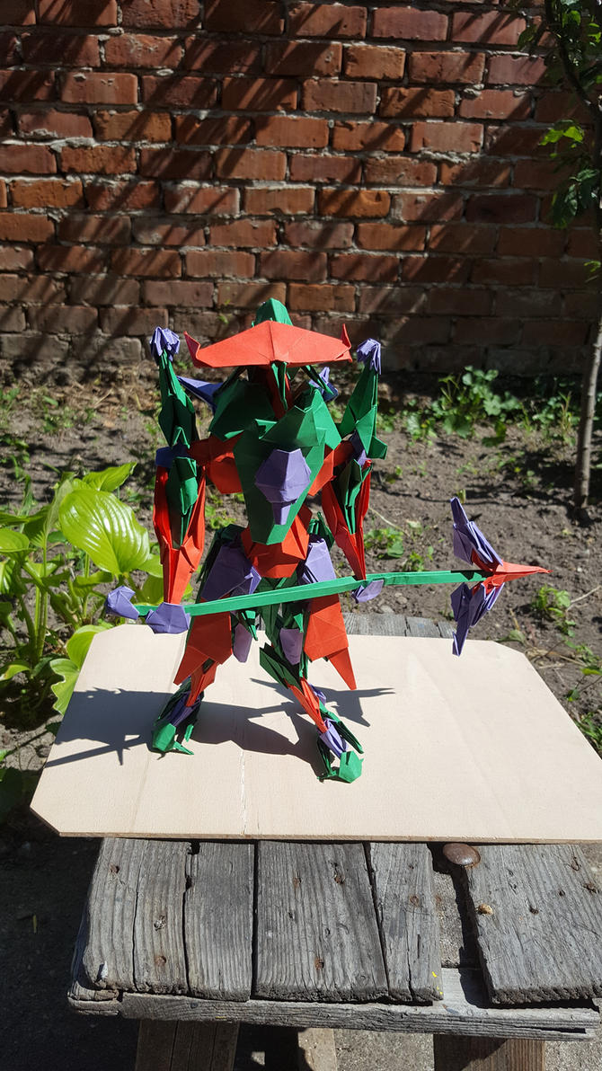Hammerhead Titan - Origami - A by BoyarTactics