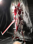 PaperModel|Crimson Knight  - #01 by BoyarTactics