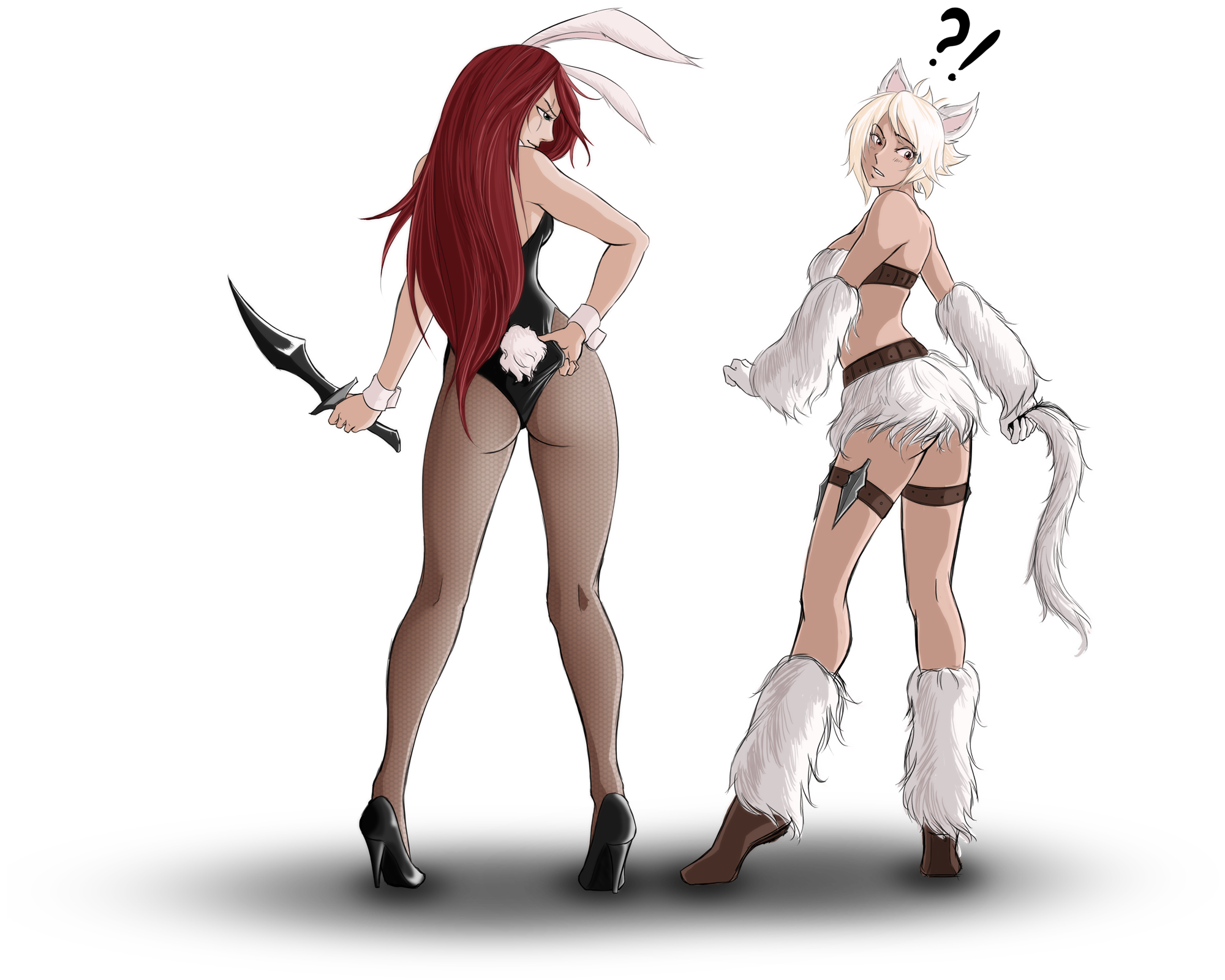 Aion skin sexy nude clips