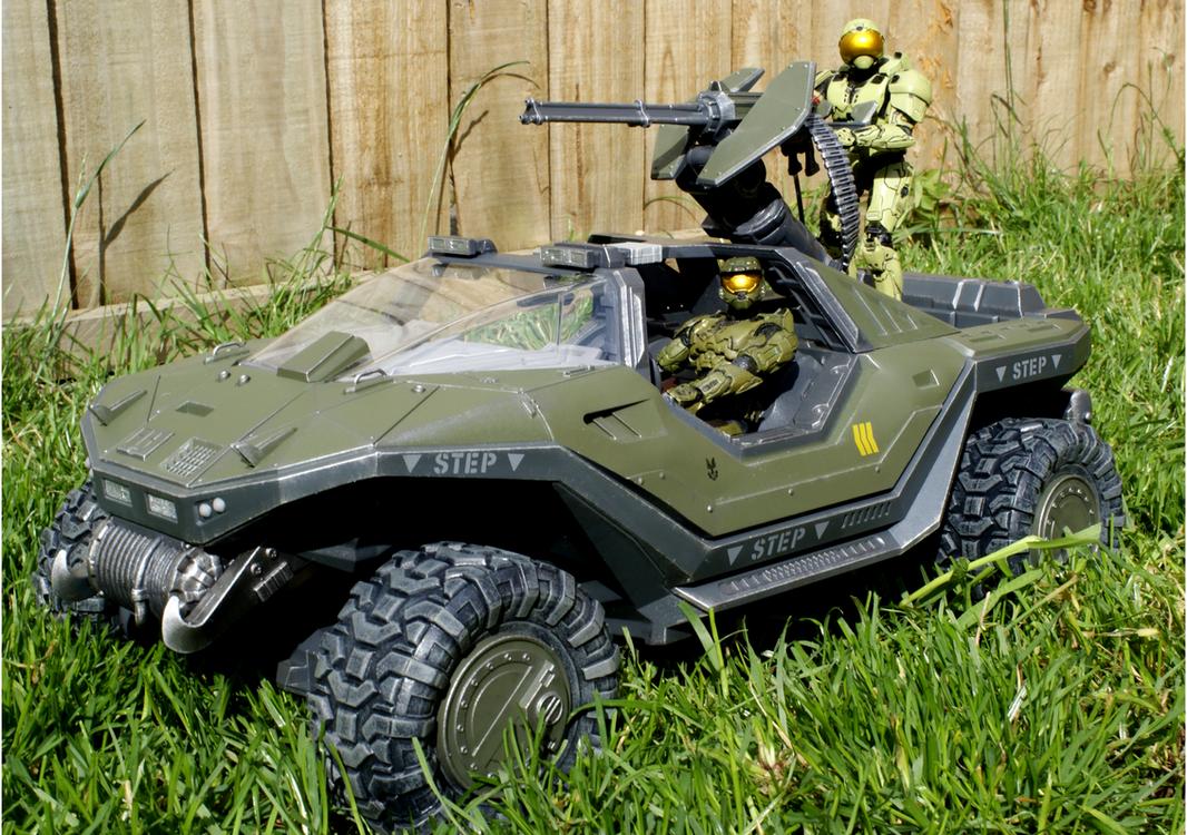 Halo Warthog by Khimaros on DeviantArt