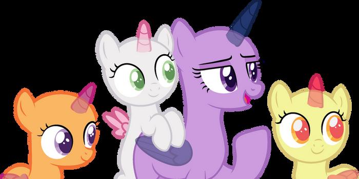 Pony base #15