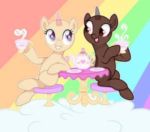 Pony base #18