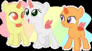 Pony base #21